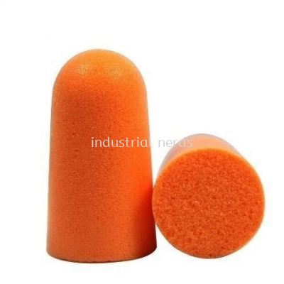 3M 1100 Uncorded Disposable Earplugs NRR 29dB