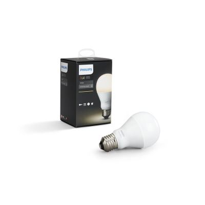 Philips Hue White Smart LED Dimmable Bulb ES