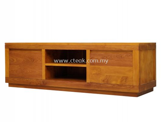 2 Drawers TV Cabinet