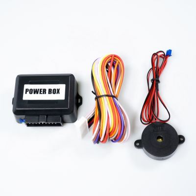 POWER BOX SIDE MIRROR RELAY (W/BUZZLE)
