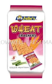 Julie��s Wheat Crackers