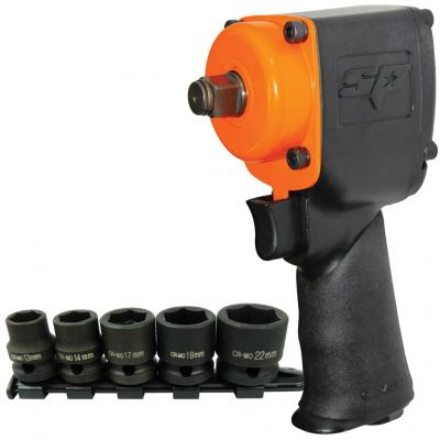 SP-1141B 1/2��DR IMPACT WRENCH - COMPACT