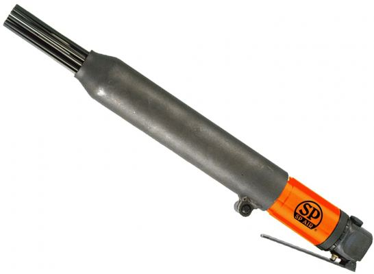 SP-2470 Needle Scaler Straight - Industrial