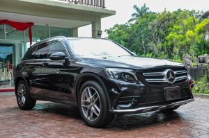 MERCEDES BENZ GLC250 AMG 4MATIC 2016 UNREG