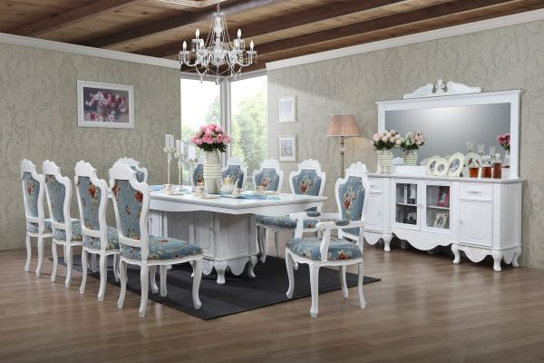 KING ALFRED - DINING SET