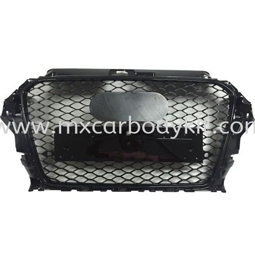 AUDI A3 RS TYPE FRONT GRILLE A3 AUDI