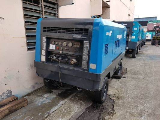 Used AIRMAN 390CFM Air Compressor