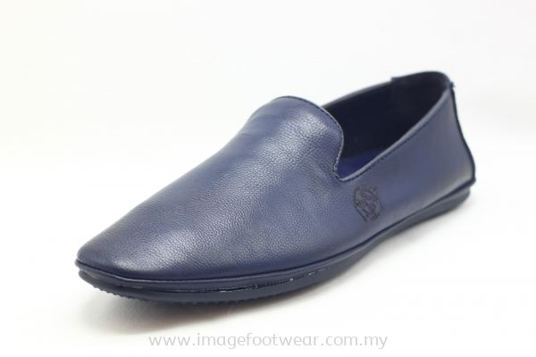 Green Point Men Loafer Shoe GP-83-8756 NAVY Colour