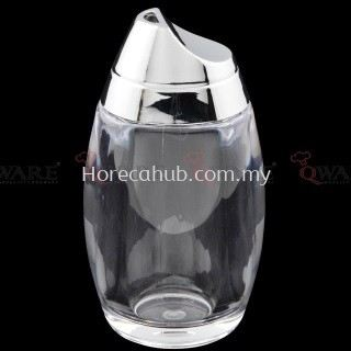 ACRYLIC OIL POT - PEPPER SHAKER