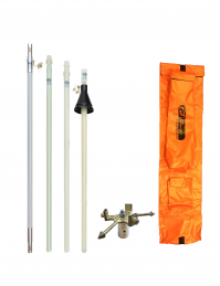 Rail Operating Pole Kit