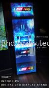 P3 LED Display Stand Full Color Series Indoor