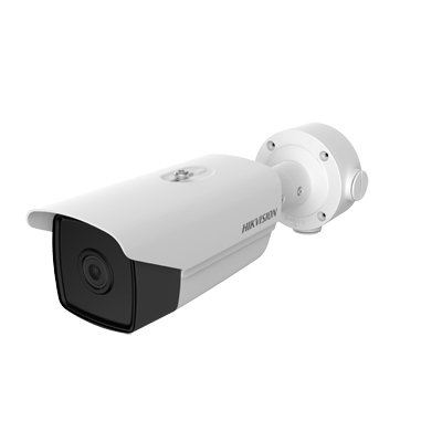 DS-2TD2137-10/V1. Hikvision Thermal Network Bullet Camera. #AIASIA Connect