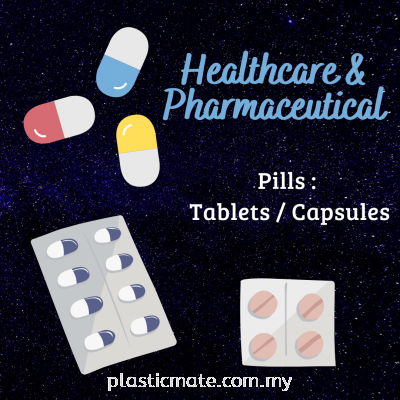 Pills : Tablets / Capsules