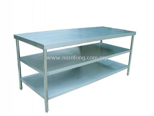 3 Tier Work Table