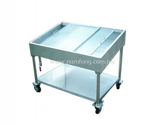 Sea Food Display Counter (Double Layer)