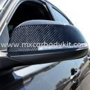 BMW F20 1 SERIES 2012 DOOR  MIRROR COVER WITH CARBON