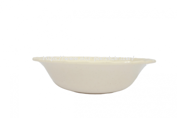 16CM WAVE SALAD BOWL