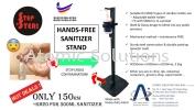 Hand Free Sanitizer Stand BIOBASE