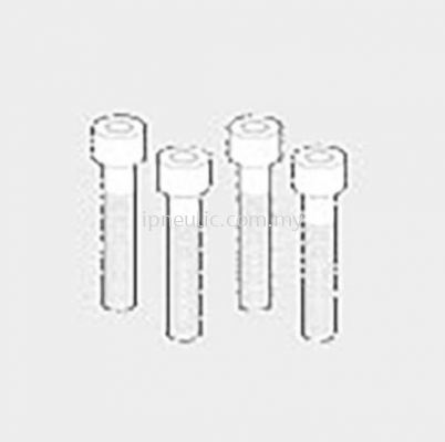 ACC. FOR BRK-- FLANGE SCREW KIT ISO15552 DIA. 80 and DIA.100