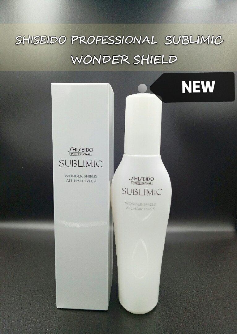 SHISEIDO PROFESSIONAL SUBLIMIC WONDER SHIELD 125ML