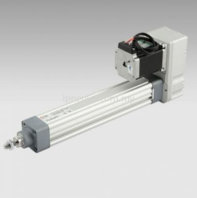 ELECTRIC CYLINDER DIA.50 WITH MOTOR SERIES ELEKTRO ISO 15552