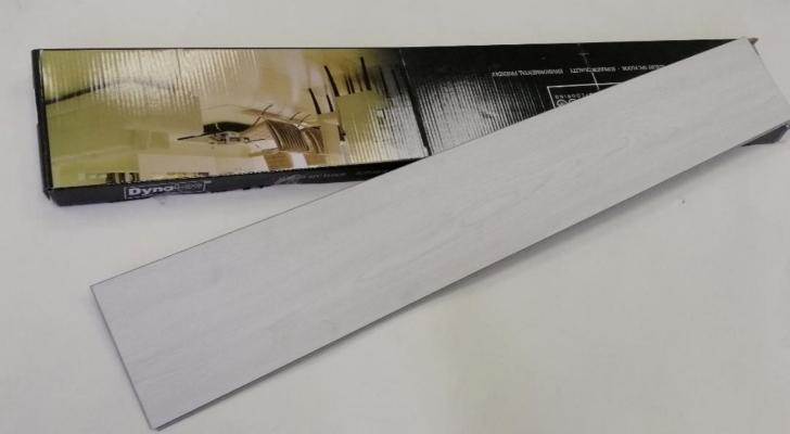 4mm SPC Vinyl Click Flooring - Ivory White ( SPC4-6004 )
