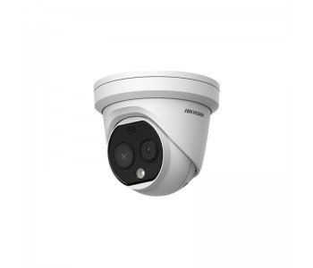 DS-2TD1217B-3/PA. Hikvision Temperature Screening Thermographic Turret Camera. AIASIA Connect