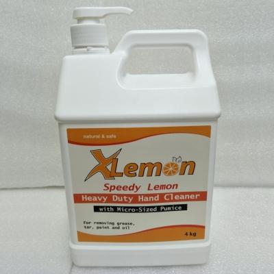 X Lemon Heavy Duty Hand Cleaner with Dispenser