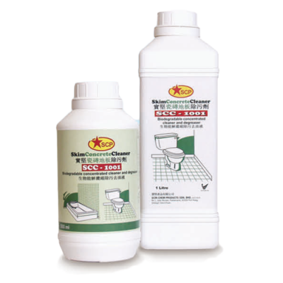 Skim Concrete Cleaner ���Դɴu�ذ���ۄ� (SCC-1001)