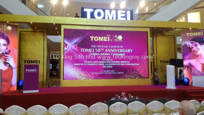 Indoor P4 LED Screen Rental
