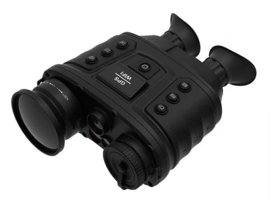 DS-2TS36-75VI/WL. Hikvision Handheld Thermal Multi-function Binocular Camera. #AIASIA Connect