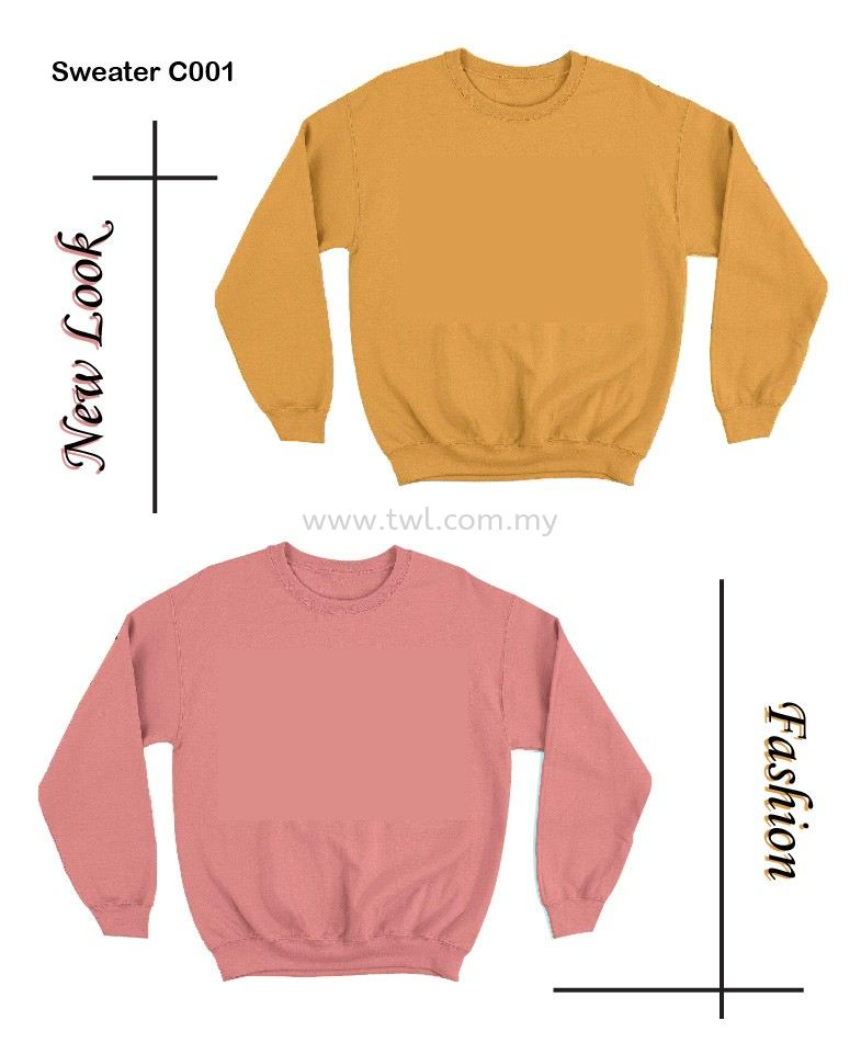 Leisure Sweater (C001)