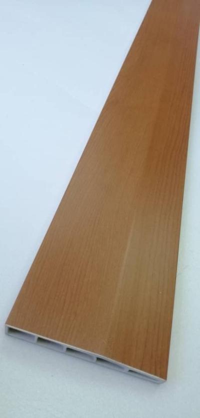 100mm PVC Skirting - Cherry ( PSK100-1032 )