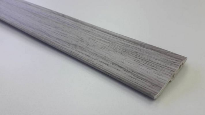 70mm PVC Skirting - Grey ( PSK70-1007 )