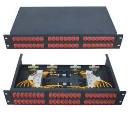 48Port Fiber Optic Rack Mounted Terminal Box