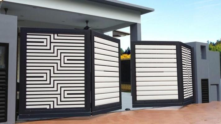 Aluminium Gate 58