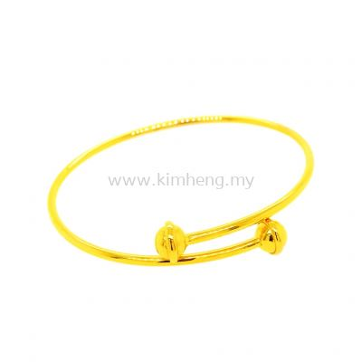 Twisted Bangle ( 5.85 g)