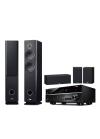Yamaha Speaker Packages RX-V685+NS-F160+NS-P160 Yamaha Speaker Systems Yamaha Audio and Visual