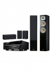 Yamaha Speaker Packages RX-V685+NS-F330+NS-P350 Yamaha Speaker Systems Yamaha Audio and Visual