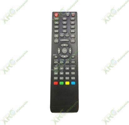 32D33 HISENSE LED TV REMOTE CONTROL