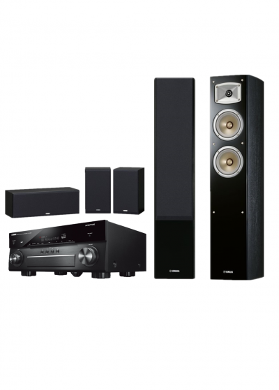 Yamaha Speaker Packages RX-A880 +NS-F330+NS-P350
