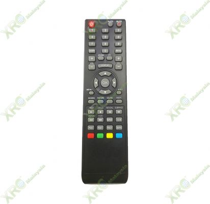 LCT-1901 ISONIC LED TV REMOTE CONTROL
