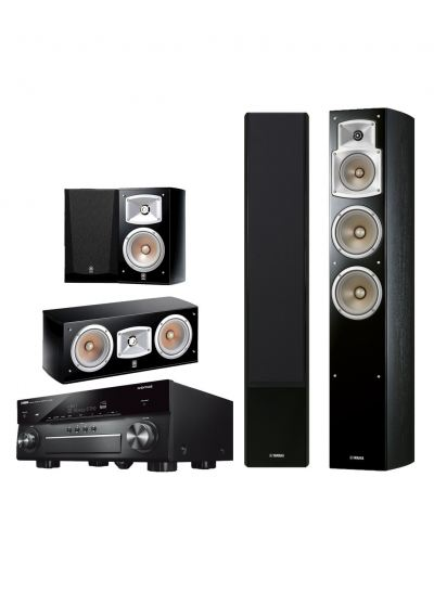 Yamaha Speaker Packages RX-A880 +NS-555+NS-333+NS-c444