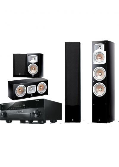 Yamaha Speaker Packages RX-A860 +NS-F350+NS-P350