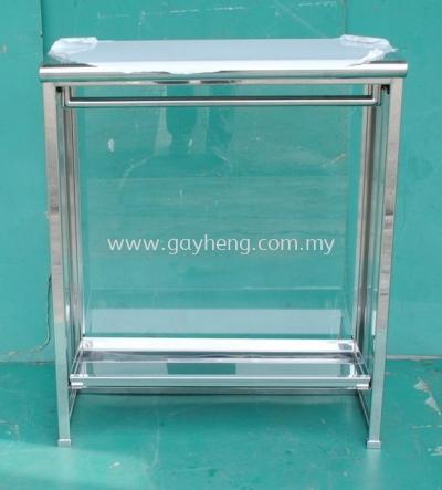 Stainless Steel Glass Display Showcase �ֲ���չʾ��