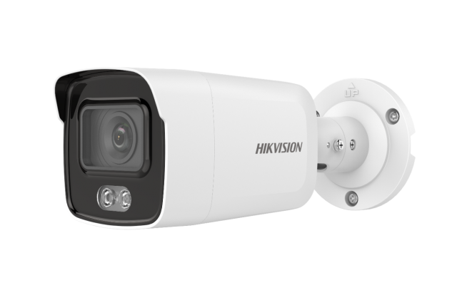 DS-2CD2027G1-L. Hikvision 2 MP ColorVu Fixed Mini Bullet Network Camera. #AIASIA Connect