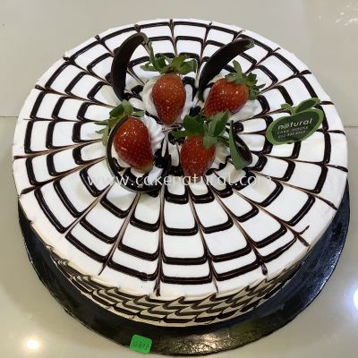 SELF COLLECT KAPAR BRANCH'V1 Vegetarian(Eggless)Choc Mousse Cake