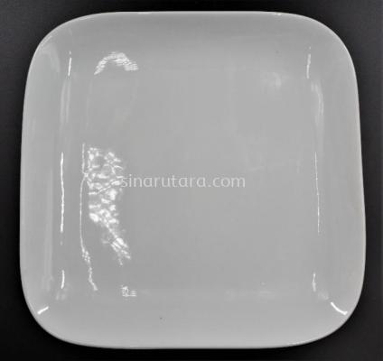 """HX16004 9"""" Suqare Plate"""