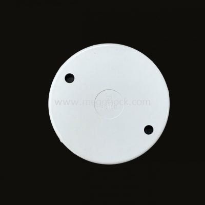 Circular Protector Cover (Screw type) /Lid-cover (White/Orange/Black)