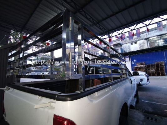 HILUX FENCING